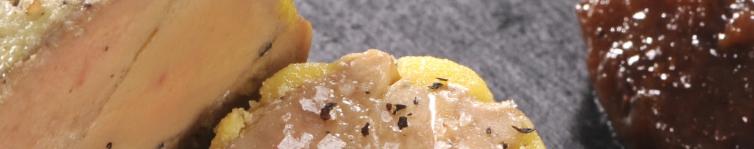 Photo de foie gras maison | Pâtisserie Benjamin